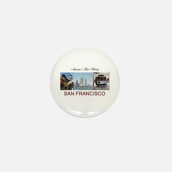 ABH San Francisco Mini Button