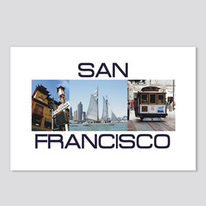 ABH San Francisco Postcards (Package of 8)