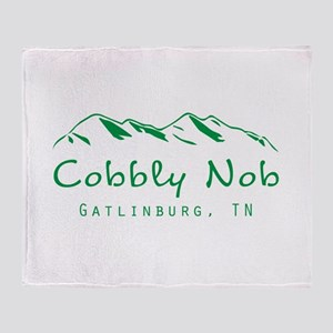Cobbly Nob Throw Blanket