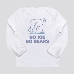 Polar Bears & Climate Change Long Sleeve Infan