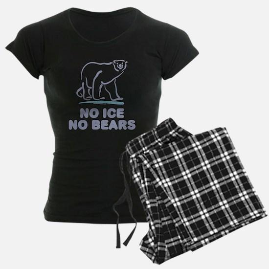 Polar Bears & Climate Change Pajamas