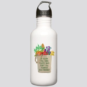 Use Eco-friendly Tote Bags Stainless Water Bottle