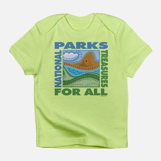 National Parks Infant T-Shirt