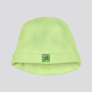 National Parks baby hat