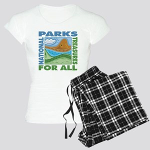 National Parks Women's Light Pajamas
