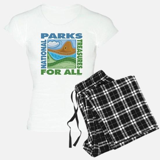 National Parks Pajamas