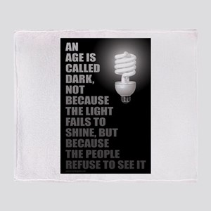 Energy Conservation Throw Blanket
