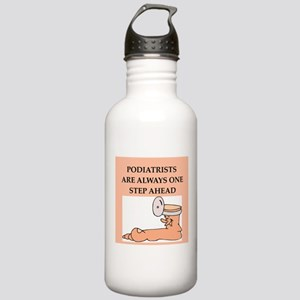 podiatrists Stainless Water Bottle 1.0L