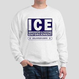 ICE - Immigration & Customs Sweatshirt