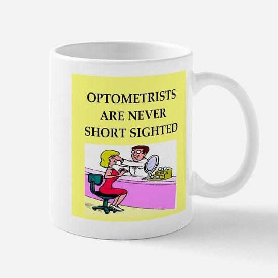 optometrists Mug