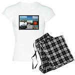 Sint Maarten Photo Women's Light Pajamas
