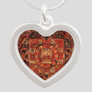 Compassion Mandala of Amoghapasa Necklaces