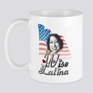 Wise Latina - Mug