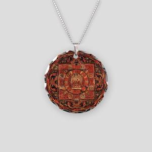 Compassion Mandala of Amoghapasa Necklace