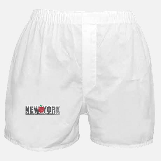 Big Apple NY Boxer Shorts