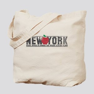 Big Apple NY Tote Bag