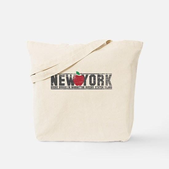 Big Apple NY Tote Bag