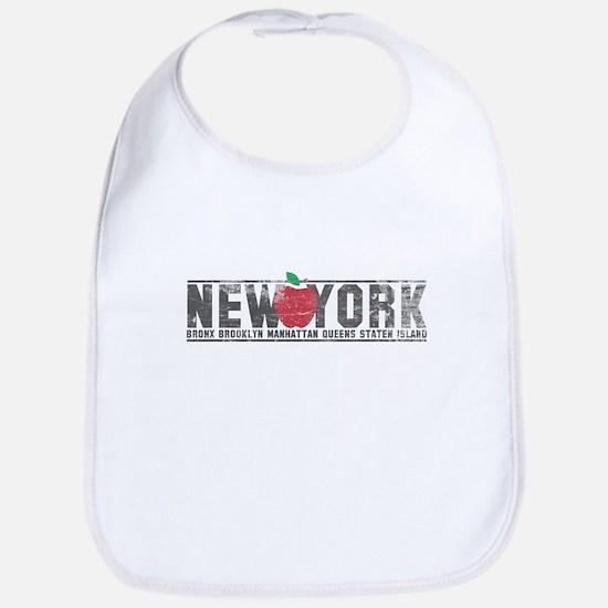 Big Apple NY Bib