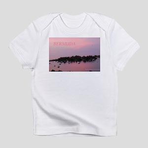 Bermuda Sunrise by Khoncepts Infant T-Shirt