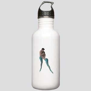 Merman & Mermaid Stainless Water Bottle 1.0L