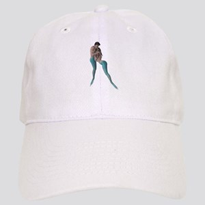 Merman & Mermaid Cap