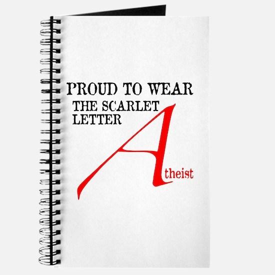 Scarlet Letter Atheist Journal