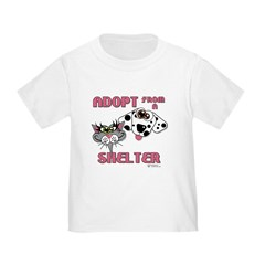 Adopt from a Shelter T