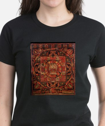 Compassion Mandala of Amoghapasa T-Shirt