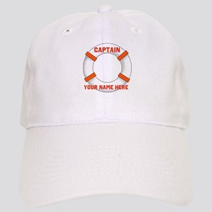 Customizable Life Preserver Cap