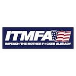 ITMFA Bumper Sticker