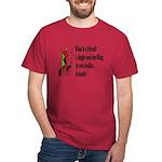 A Friend Dark T-Shirt