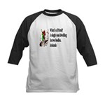 A Friend Kids Baseball Jersey
