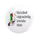 "A Friend 3.5"" Button (100 pack)"