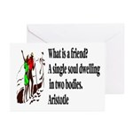 A Friend Greeting Cards (Pk of 20)