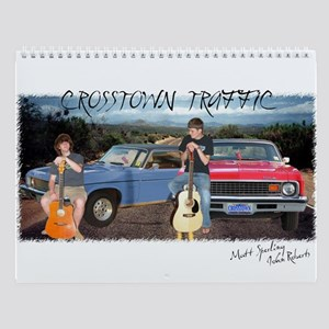 Crosstown Traffic Wall Calendar