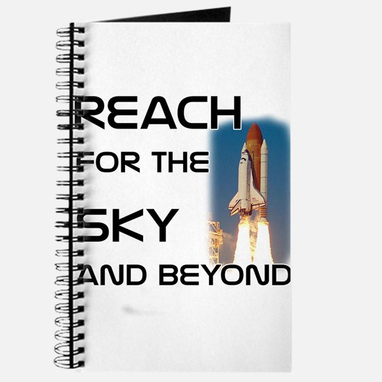 Reach for the Sky and beyond Journal