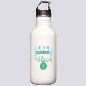 You and I Sustainabili Stainless Water Bottle 1.0L
