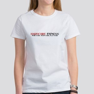 Hardcore Fitness Women's T-Shirt