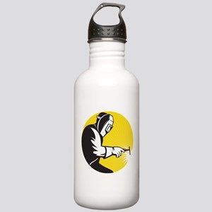 welder welding Stainless Water Bottle 1.0L