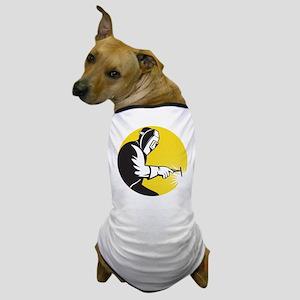 welder welding Dog T-Shirt
