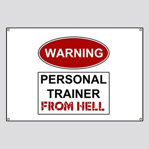 Warning Personal Trainer from Banner