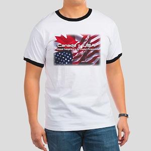 USA & Canada Ringer T