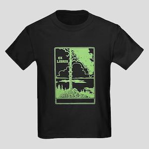Bookplate Kids Dark T-Shirt