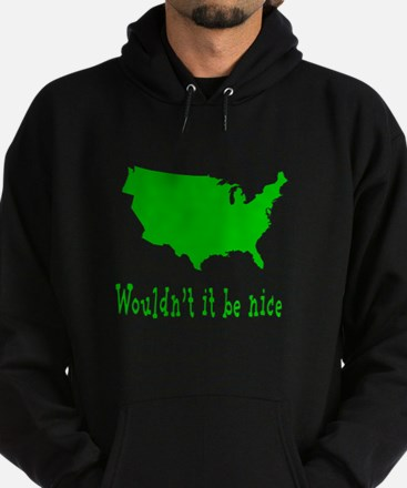 Wouldn't it be nice Hoodie (dark)