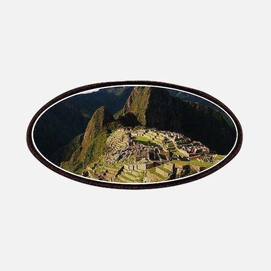Machu Picchu Patches
