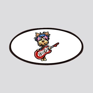Yorkie Rocker Patches