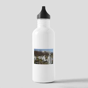 Korean War Memorial Stainless Water Bottle 1.0L