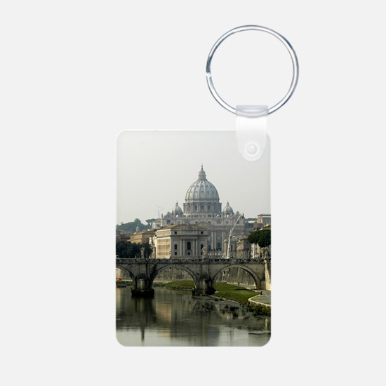 Vatican City Keychains