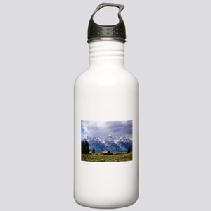 Grand Tetons National Park Stainless Water Bottle