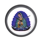 Lady of Guadalupe T6 Wall Clock